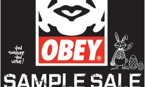 OBEY Sample Sale April 2011 - Thumbnail Image