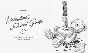 Valentine's Day Survival Guide from Mr Porter - Thumbnail Image